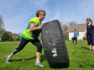 Open Air Fitness @ Sunrise Fitness, Gorham | Standish | Maine | United States