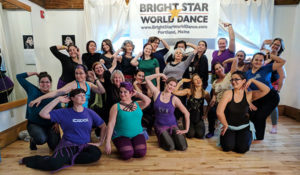 Summer Belly Dance Classes with Rosa Noreen @ Bright Star World Dance | Portland | Maine | United States