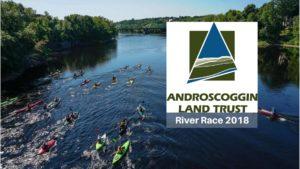 3rd Annual Androscoggin Land Trust River Race! @ Festival Plaza, Auburn