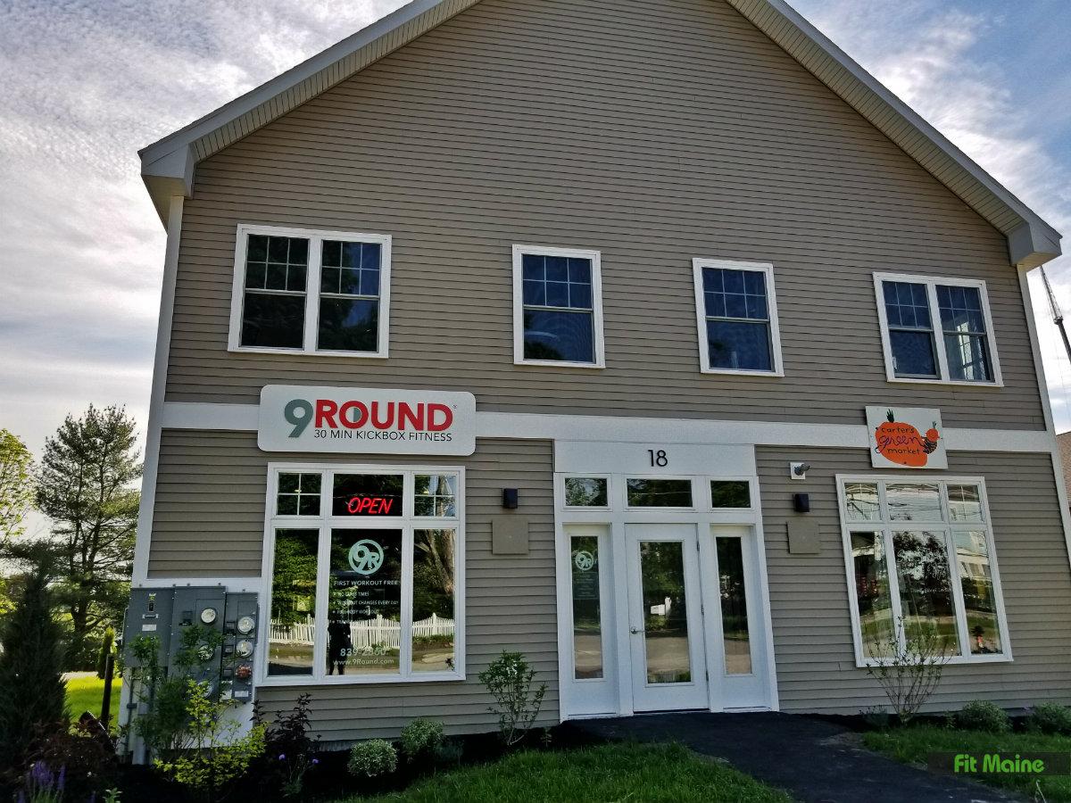 9Round Gorham Maine