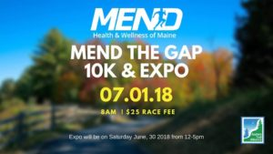 Mend the Gap 10k to benefit the Eastern Trail @ Peterson Sports Complex  | Scarborough | Maine | United States