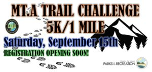 Mt.A Trail Challenge 5K/1 Mile @ pin 	 The Mount Agamenticus Conservation Region | York | Maine | United States