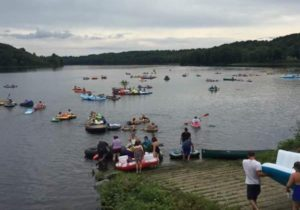 Floating Down The Kennebec 2018 @  Hallowell Boat Landing    Hallowell   Maine   United States
