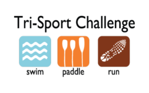 Kennebec Land Trust Tri-Sport Challenge: Swim, Paddle, Run @ Camp Winnebago | Fayette | Maine | United States