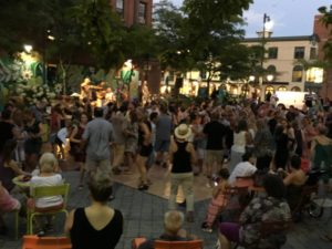 Salsa Night with Primo Cubano & PM Salsa @ Congress Square Park | Portland | Maine | United States