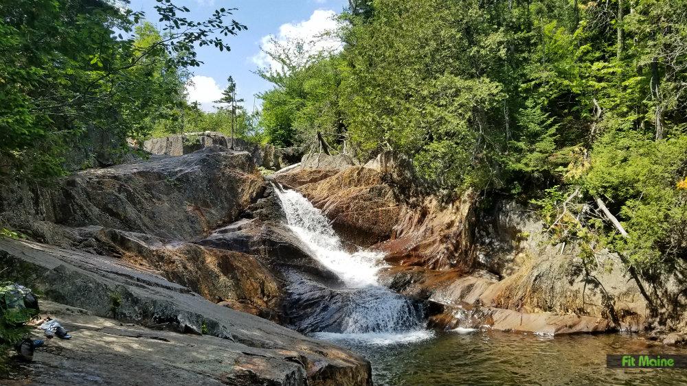 Smalls Falls Maine