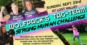 WolfPack's Tag-Team Strong Human Challenge @ Lost Valley Ski Area | Auburn | Maine | United States