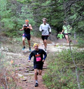 Autumn Trail Race @ Baker Hill and Long Ledges Preserve, Sullivan