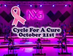 Cycle for A Cure - Fundraiser for ME Cancer Foundation @ NXGen Fitness Center  | Scarborough | Maine | United States