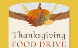 Food Drive Thanksgiving Classes | Barre, Cycle, and Aerial @ pin 	 TULA - a Sanctuary for Everyday Healthy Living | South Portland | Maine | United States