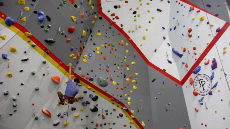 Get climbing: Salt Pump Climbing Co. is OPEN in Scarborough