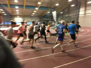 Indoor Insanity 5K @ University of Southern Maine - Gorham | Brunswick | Maine | United States
