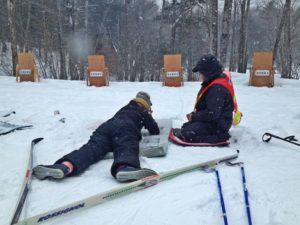 Midcoast Conservancy Biathlon @ Hidden Valley Nature Center
