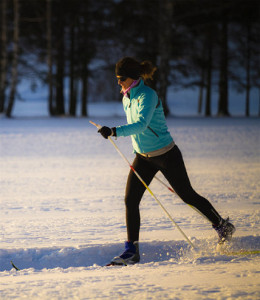Starlight Cross-Country Ski Tour @ Fogg Farm | Freeport | Maine | United States