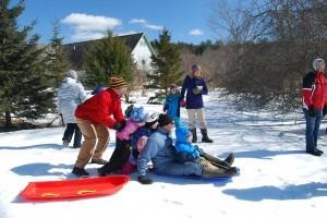 Winter Carnival @ Gilsland Farm | Falmouth | Maine | United States