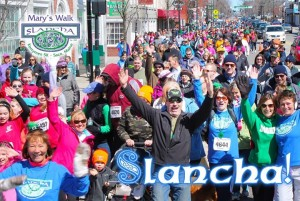 Mary's Walk & Kerrymen 5K @ Starts at Thornton Academy | Saco | Maine | United States