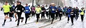 The Longfellow February Frostbite 2.5K Road Race @ Portland High School  | Portland | Maine | United States