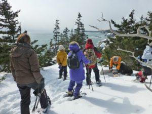 Full Moon Snowshoe/Ski/Hike at Moose Cove @ Moose River Rd | Lubec | Maine | United States