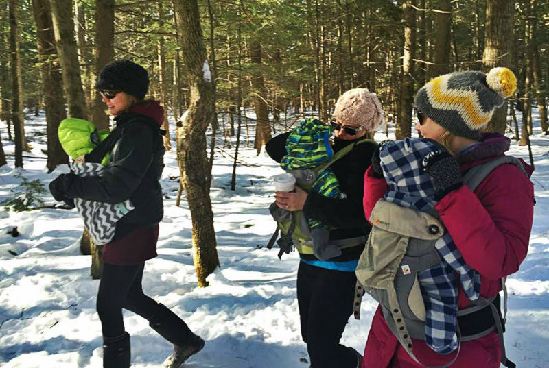 27145e32 Hike it Baby! A hiking group for parents and babies in Cumberland County