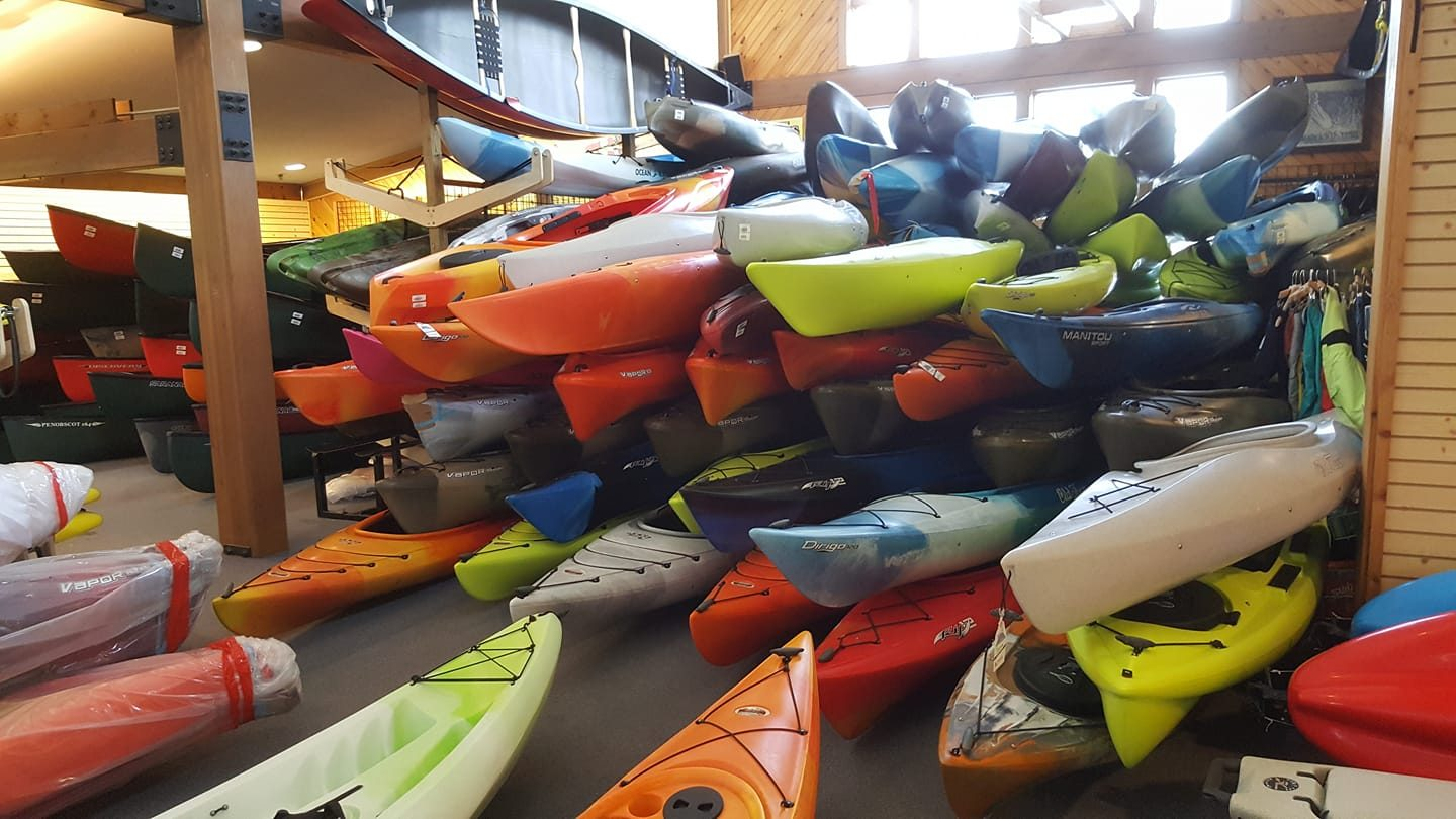 Old Town Kayaks For Sale >> Old Town Canoe And Kayak Annual Scratch And Dent Sale Fit