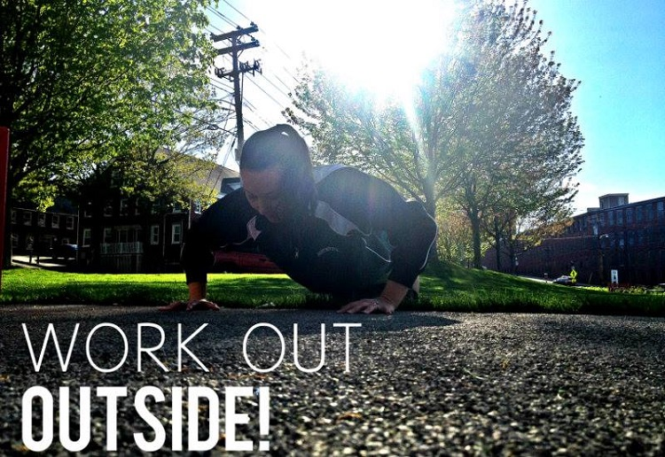 Outdoor workouts
