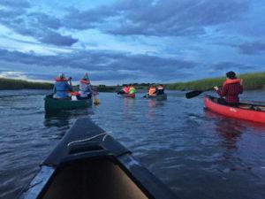 Full Moon Canoe Tour @ Maine Audubon, Scarborough Marsh | Scarborough | Maine | United States