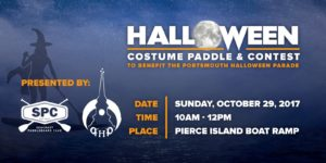 Seacoast Halloween Paddle Parade & Contest @ Pierce Island Boat Ramp, Portsmouth, NH | Portsmouth | New Hampshire | United States