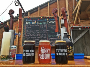 Funky Bow Trail Hop @ Funky Bow Brewery | Lyman | Maine | United States