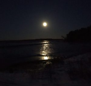 Free Full Moon Walk @ The Eastern Trail | Scarborough | Maine | United States