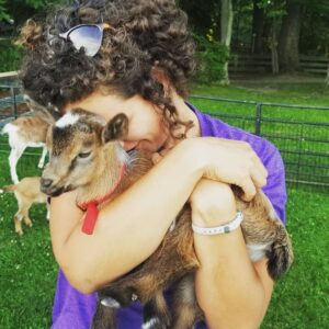 Goat Yoga ME @ Smiling Hill Farm | Westbrook | Maine | United States