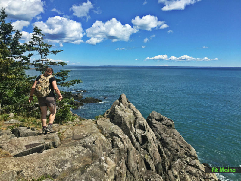 Hike the Bold Coast at Cutler Coast Public Reserved Land
