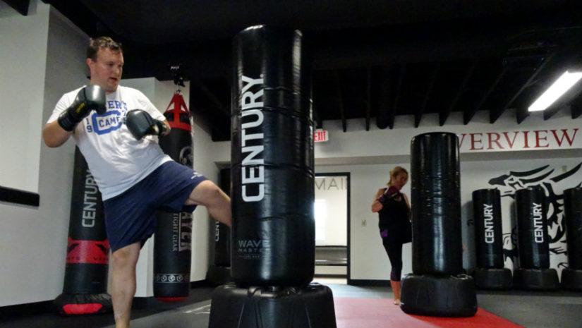 Riverview Martial Arts - kickboxing