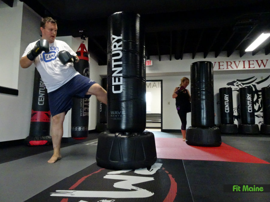 Riverview Martial Arts - kickboxing