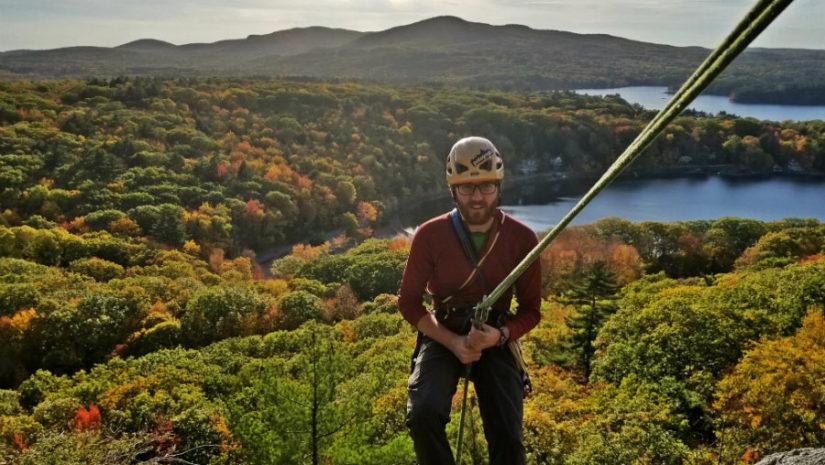 Equinox Climbing Co in Camden Maine