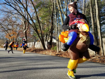 Saco Turkey Trot Maine
