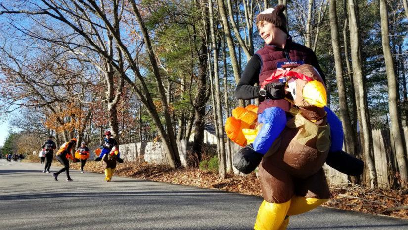 Saco Turkey Trot Maine