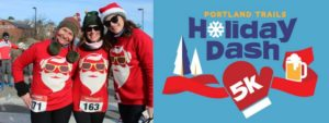 Portland Trails Holiday Dash 5K @ Ri Ra | Portland | Maine | United States