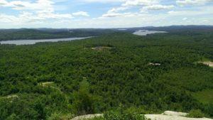 Hawk Mountain Full Moon Hike @ Trailhead on Hawk Mtn. Rd | Waterford | Maine | United States