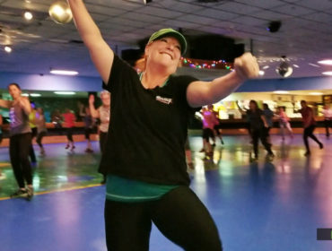 Zumba Studio Fit Happy Wheels Maine