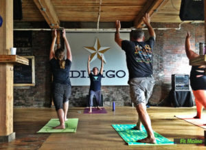 Downdogs at Dirigo @ Dirigo Brewing Co | Biddeford | Maine | United States