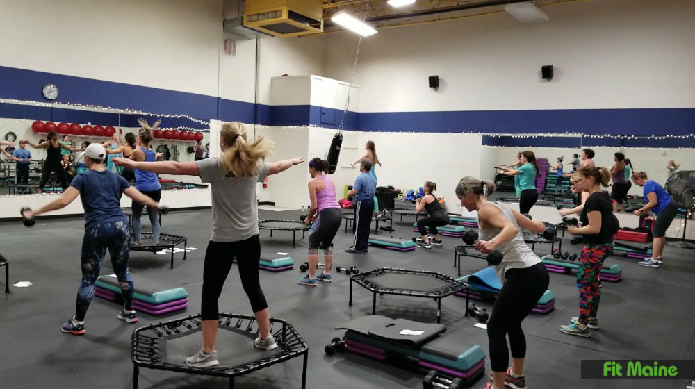trampoline and tone fitness factory portland maine