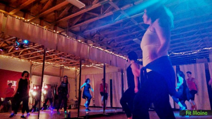 Shine Dance Fitness Portland Maine