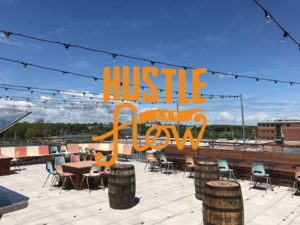 Rooftop Flow @ Bayside Bowl | Portland | Maine | United States
