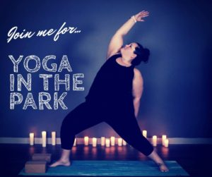 Yoga in the Park @ Clifford Park | Biddeford | Maine | United States