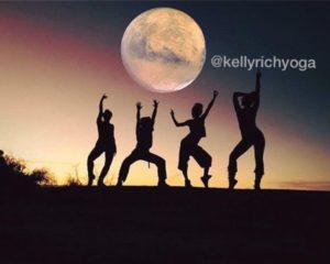 Full Moon Yoga at Bug Light Park @ Bug Light Park | South Portland | Maine | United States