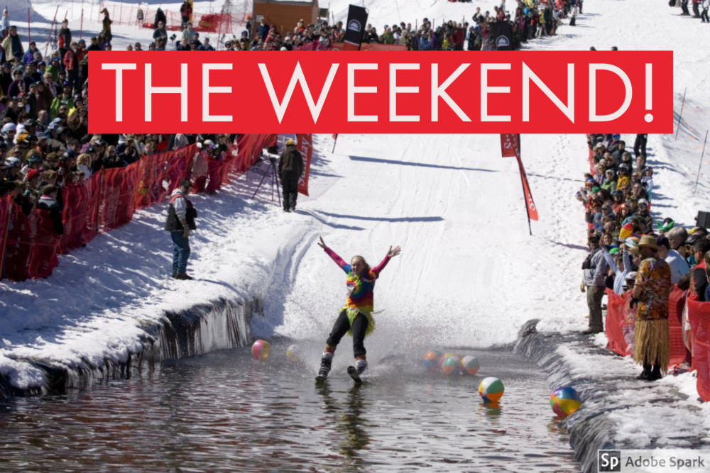 active things to do this weekend