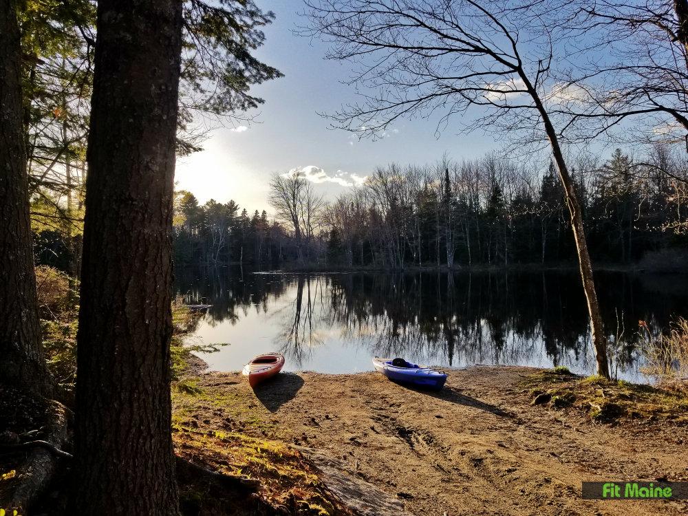 Runaround Pond Durham