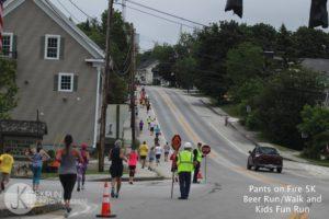 5th Annual Pants on Fire 5k Beer Run/Walk and Kids Fun Run @ Abbott Park, Park Drive, Winterport, Maine (Parking at Leroy Smith School)