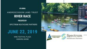Androscoggin Land Trust River Race @ Festival Plaza, Auburn