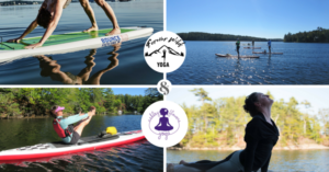 SUP Yoga Retreat @ Red Quill Cabin | Rangeley | Maine | United States